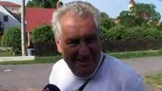 Kam pojede Miloš Zeman na dovolenou