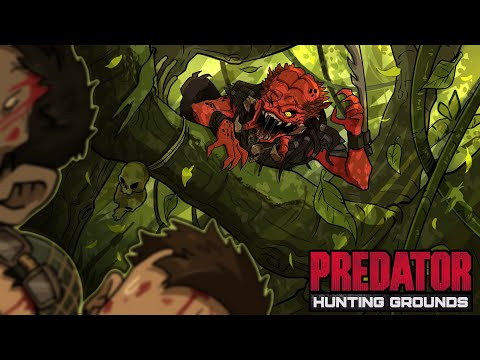 I AM THE ULTIMATE PREDATOR! | Predator: Hunting Grounds (This Game Is Actually INSANE)
