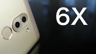 Honor 6X - Unboxing und Ersteinrichtung (deutsch)