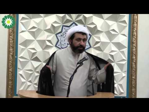 Weekly Address to the Community (The true Spirit of mourning for Imam Hussein a.s - Part 2/2)