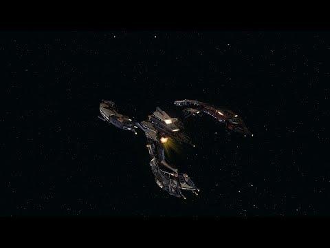 Star Trek Online - Breen Plesh Tral Heavy Raider T6 Ship Review