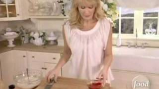 Sandra Lee - Roasted Portobello Crostini