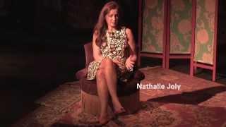 Café Polisson : Nathalie Joly, répétition