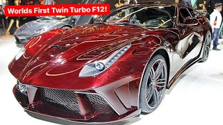 Download The TRUTH About my WORLDS FIRST FERRARI F12 TWIN TURBO...