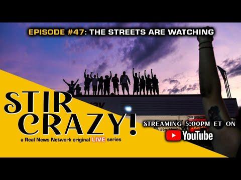 Stir Crazy! with Kim Brown: Neill Franklin, Gerald Horne, and Eze Jackson