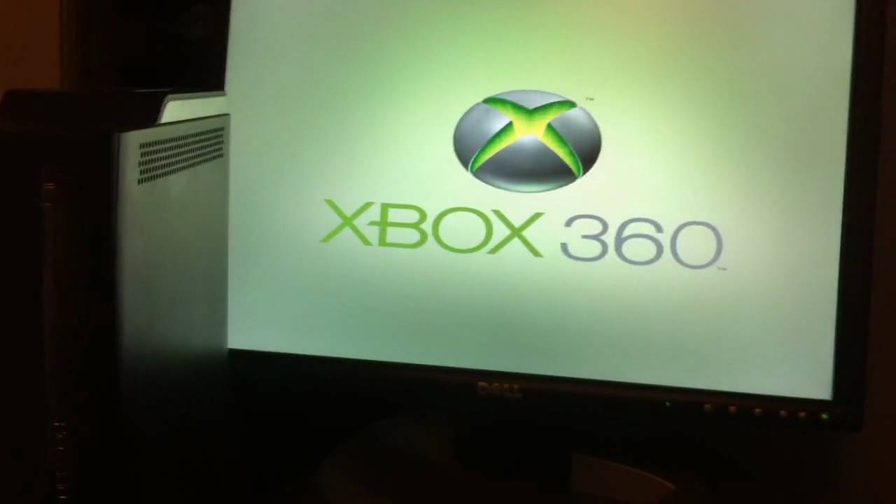 Xbox 360 Elite 120GB - YouTube