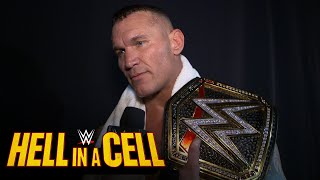 Randy Orton's 14th World Title reign is the sweetest yet: Hell in a Cell Exclusive, Oct. 25, 2020