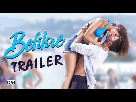 Befikre Trailer Releases | Ranveer Singh...