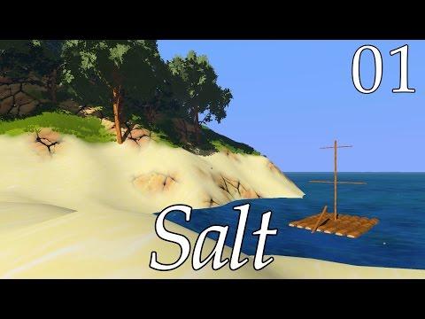 Zagrajmy w Salt [#1] Przygody łodzią przepływane
