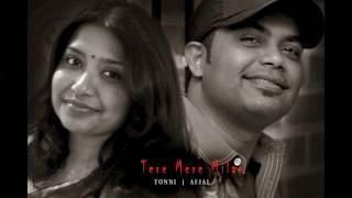 Tere Mere Milan | Afjal & Tonni | Abhimaan [1973] | Lyrics