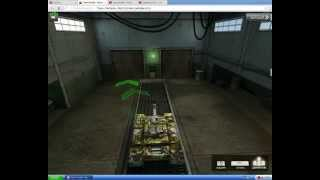 проходим обучение в танках онлайн