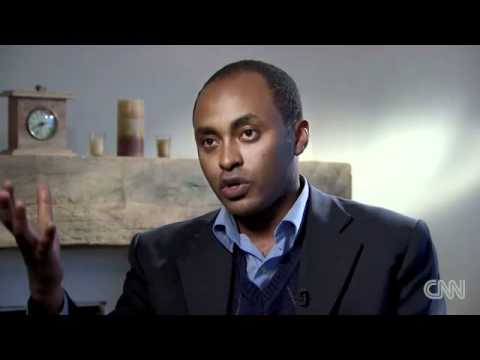 Abiy Teklemariam Ethiopian dissident on CNN