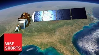 Monitoring Human Impact on Earth with Landsat 8
