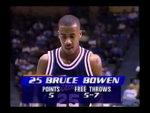 1992 CSUF at UCLA Basketball