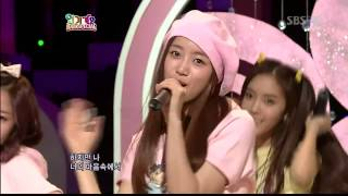 [Full HD LIVE] 090816 Special Stage! T-ara - To My Boyfriend (내 남자친구에게) @ SBS Inkigayo