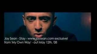 Смотреть клип Jay Sean - Stay