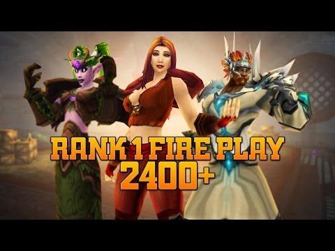 Rank 1 Fire Play - Road To 2400 Season 14