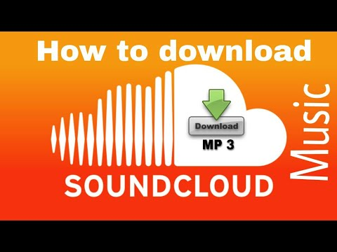 #download#souncloud#music HOW TO DOWNLOAD ALL MUSIC YOU WANT ON SOUNDCLOUD WITHOUT SPECIFY APP