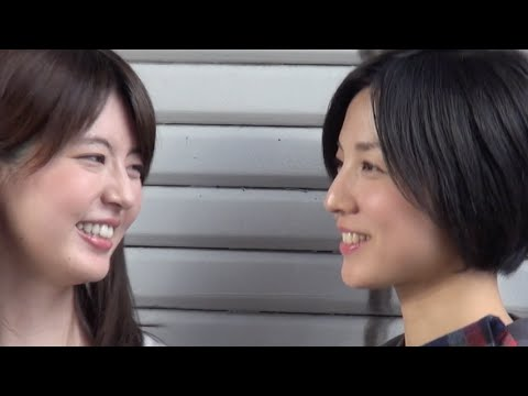 女性同士の濡れ場に挑んだ2人の濃いぃトーク/映画『過激派オペラ』早織×中村有沙インタビュー