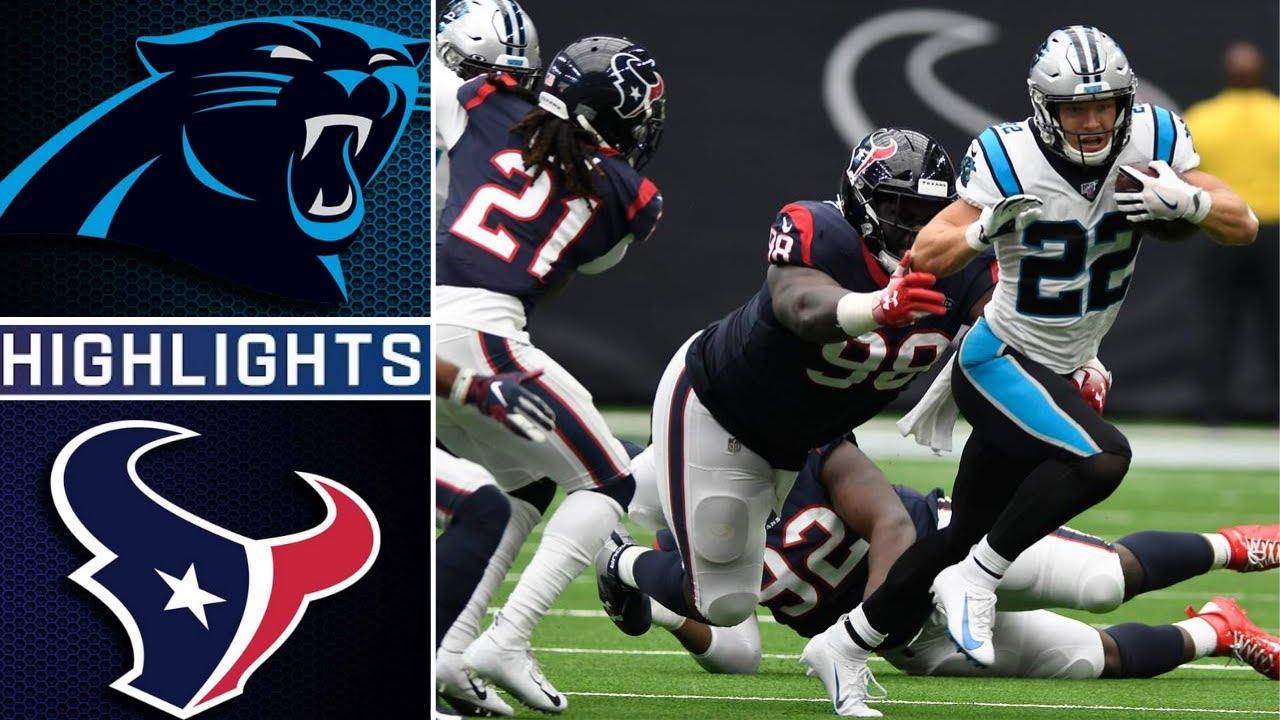 Download Carolina Panthers vs Houston Texans Highlights HD | NFL Week 3 | Thursday Night Football