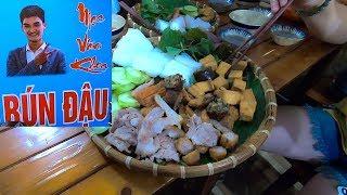 Khách bỏ về vì quá đông khi đến ăn Bún đậu mắm Tôm Mạc Văn Khoa