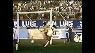 Peru 2 - Colombia 0 - Eliminatorias España 82
