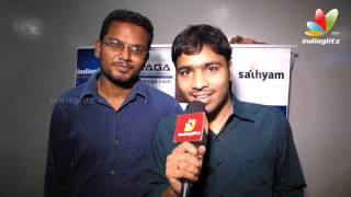 IndiaGlitz Spl Show for Arrambam Contest Winners | Aarambam Public Review