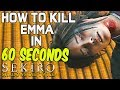 SEKIRO BOSS GUIDES - How To Easily Kill Emma The Gentle Blade In 60 Seconds!