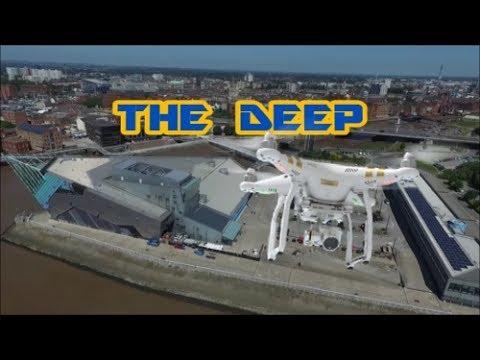 DJI – THE DEEP KINGSTON UPON HULL