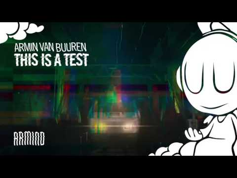 Armin van Buuren - This Is A Test (Extended Mix)