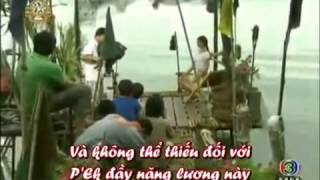 57. [Vietsub] Nadech teases Yaya in The filming GRGR