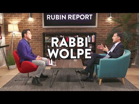 Rabbi Wolpe and Dave Rubin on Judaism, Israel, and Religion in America (Full Interview)