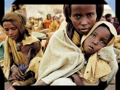 Африка. Южная Эфиопия , долина реки Ома.