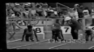 1974 Commonwealth Games 100m