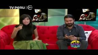 Puro Cuento 2016 - entrevista en Metropolis - canal 7