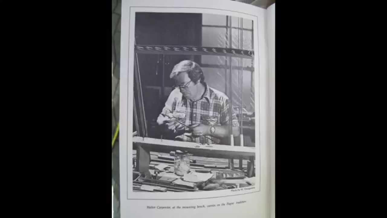 payne catalog walt carpenter