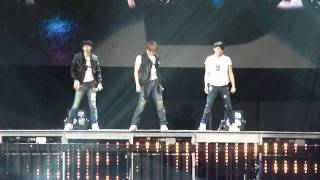 [Fancam] JYJ World Tour LA-Get Out