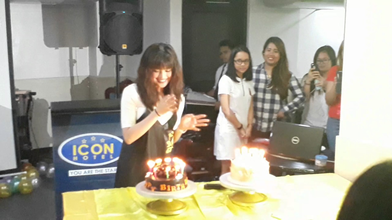Julie Anne San Jose Post Birthday Celebration Youtube