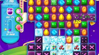 Candy Crush Soda Saga Level 579