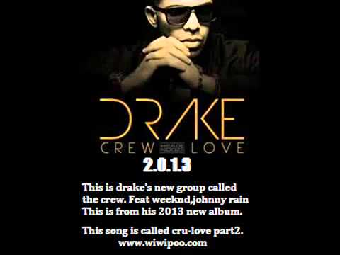 Drake -  Proud - 2013 - Feat Johnny Rain ( New Song 2013)