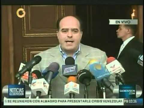 Julio Borges Propuso Que El Sueldo Mínimo Sea De 200 Mil Bolívares (+VIDEO)