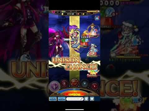 Unison League: 60ap EXTREME Jewel of the Seven Dragons - Dark Amethyst Dragon