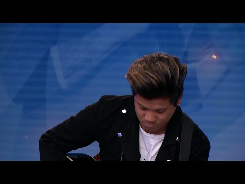 Simon Johansson - PILLOWTALK av Zayn (hela Idol-audition 2017) - Idol Sverige (TV4)