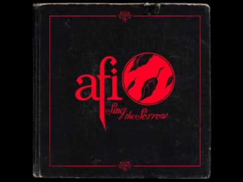 AFI - Girl's Not Grey (Bass Only)