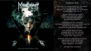 Mercenary - Starving Eyes