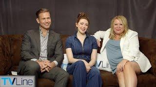 'Legacies' Cast & Julie Plec Interview | Comic-Con 2018 | TVLine