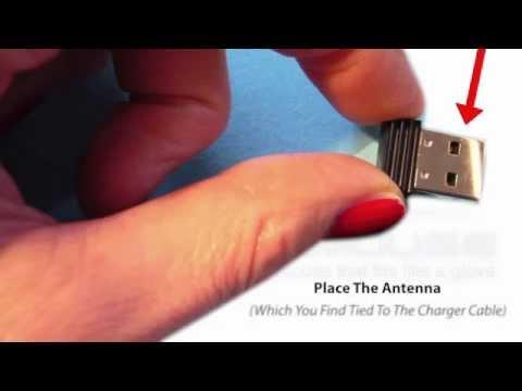 46468ae74b1 Wireless HandShoe Mouse Instructions - YouTube