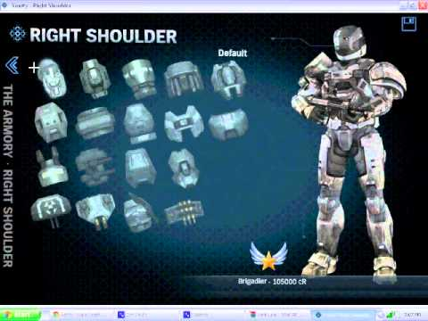 How To Install Vanity- Halo: Reach Armor Generator - YouTube