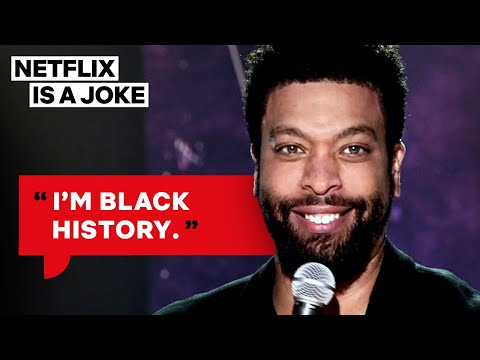 Dave Chappelle Told DeRay Davis To Act More Famous | Netflix Is A Joke