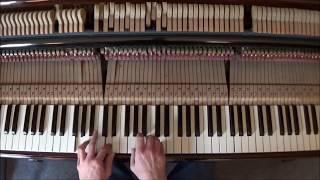 Whole Lotta Boogie Woogie Shakin Piano Tutorial. Jerry Lee Lewis